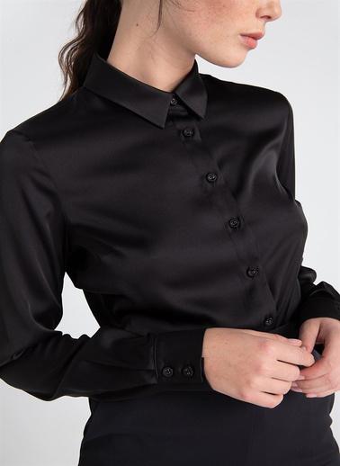 Rue Gömlek Siyah